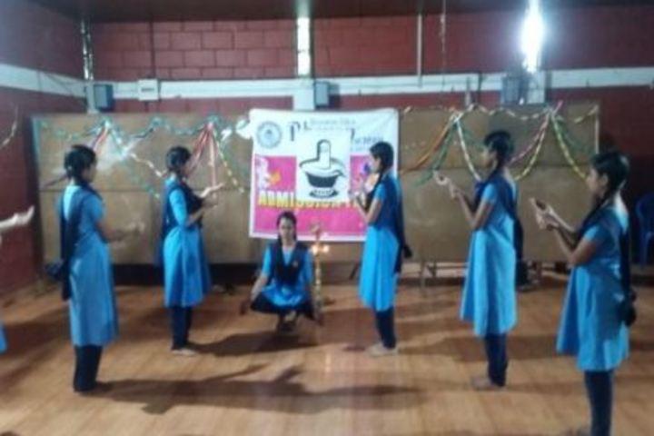 Bharatiya Vidya Bhavans School-Dances
