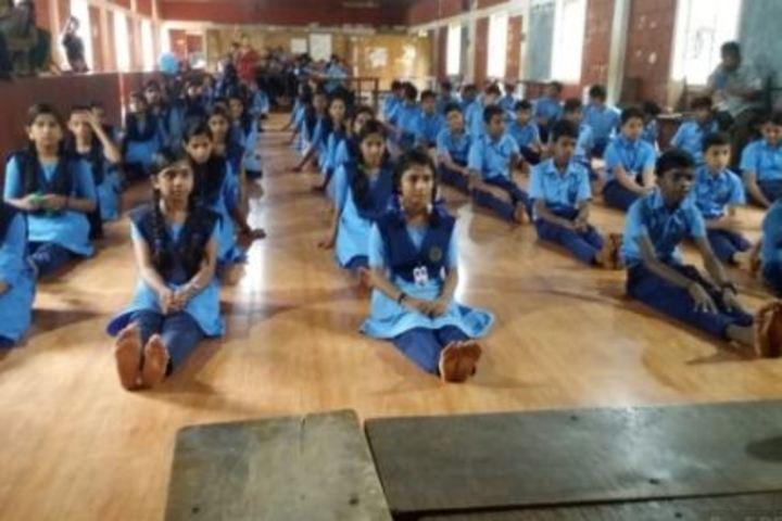Bharatiya Vidya Bhavans School-Yoga