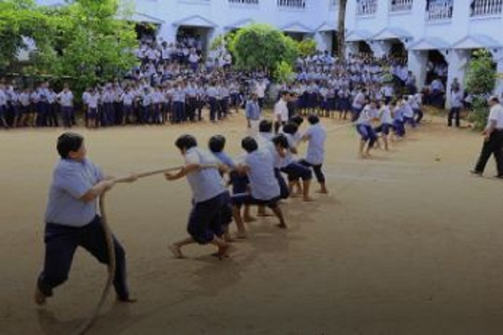 Bharatiya Vidya Bhavans Vidya Mandir-Sports View
