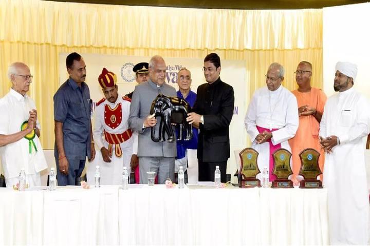 Bharatiya Vidya Bhavans Vidya Mandir-Inviting
