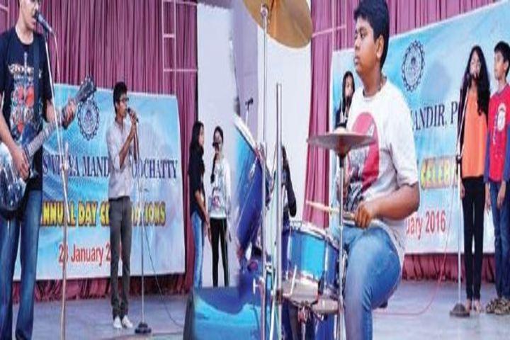 Bharatiya Vidya Bhavans Vidya Mandir-Music Band