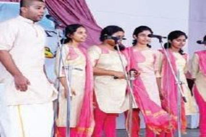 Bharatiya Vidya Bhavans Vidya Mandir-Singing
