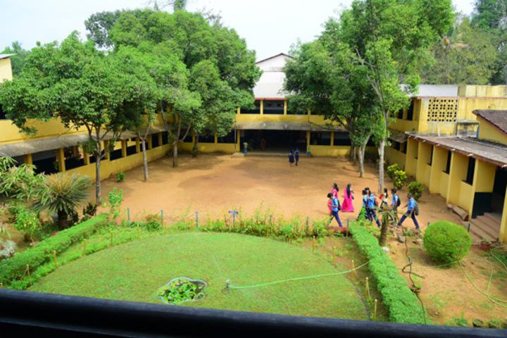 BhavanS Newsprint Vidyalaya-Campus