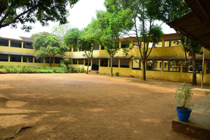 BhavanS Newsprint Vidyalaya-School Building