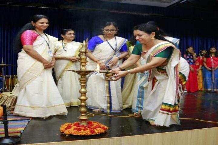 Bhavans Vidya Mandir-Onam Celebration