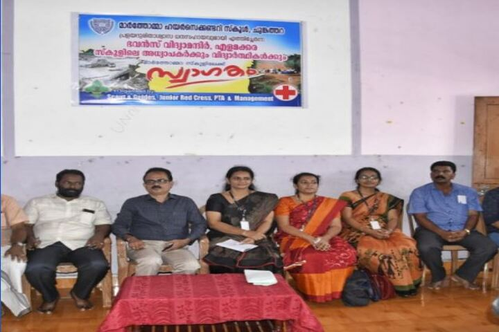 Bhavans Vidya Mandir-Social Service Club