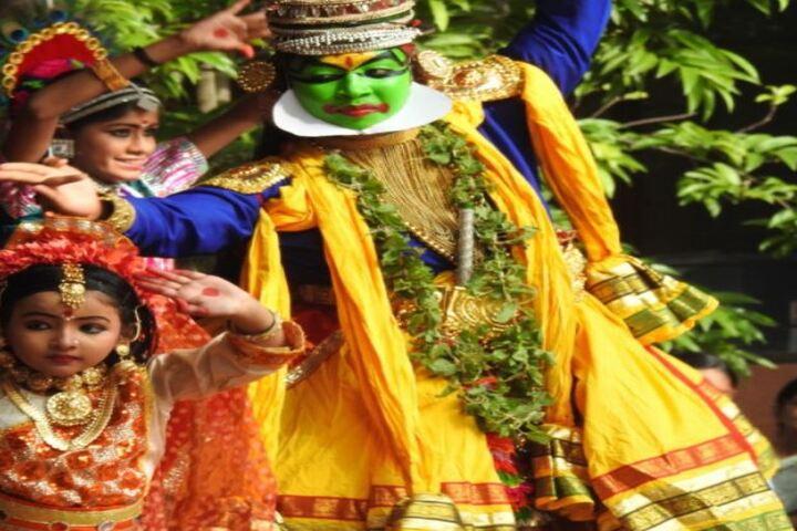 Bhavans Vidya Mandir-Sree Krishna Jayanthi Celebrations