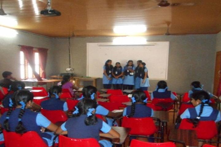 Bhavans Vidya Mandir-Classrooms