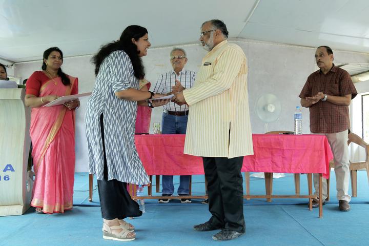 Bhavans Vidya Mandir-Prizes
