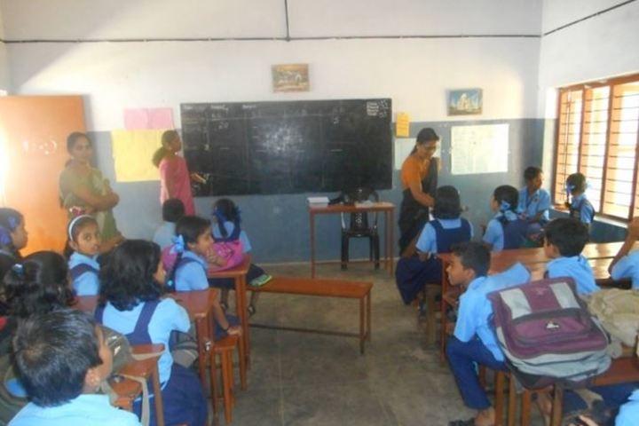 Bhavans Vidya Mandir-Quiz Competition