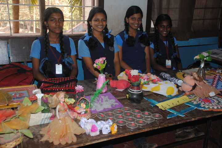 Bhavans Vidyashram Senior Secondary School-Art and Craft