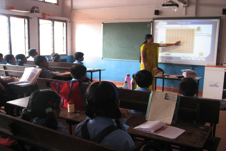 Bhavans Vidyashram Senior Secondary School-Digital Classrooms