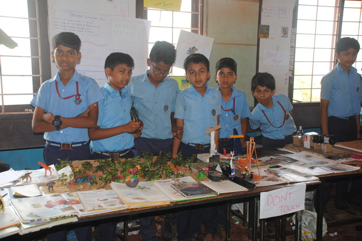 Bhavans Vidyashram Senior Secondary School-Science Exhibition