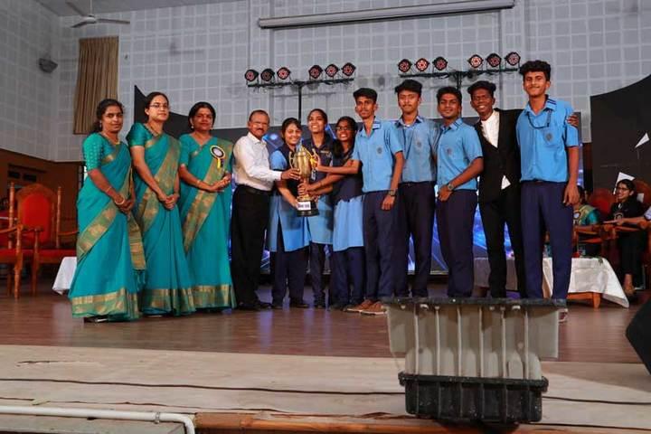Bhavans Vivekananda Vidya Mandir-Prizes