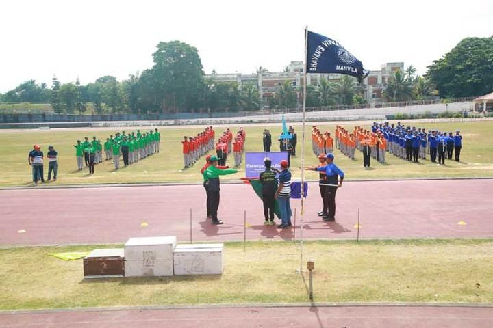 Bhavans Vivekananda Vidya Mandir-Sports Day