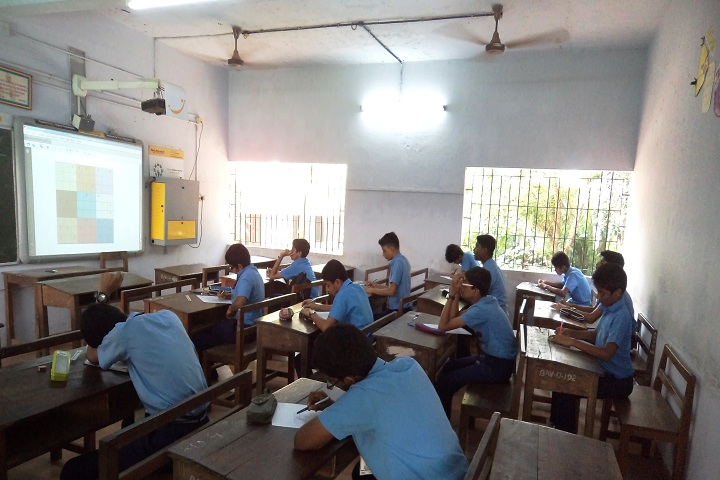 Bhavans Adarsh Vidyalaya-Classrooms