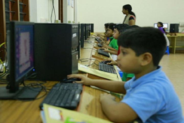 Bhavans Adarsh Vidyalaya-Computer Lab