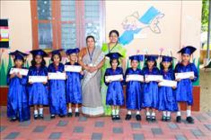 Bhavans Adarsh Vidyalaya-Graduation Day