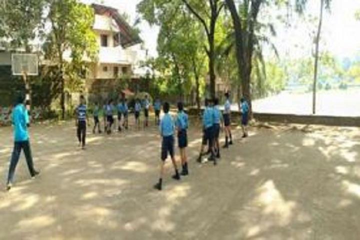 Bhavans Adarsh Vidyalaya-Playground