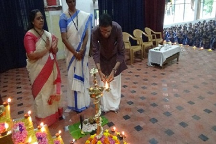 Bhavans Varuna Vidyalaya-Ramayana Week Celebration