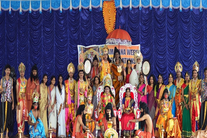 Bhavans Vidya Mandir-Annual Day