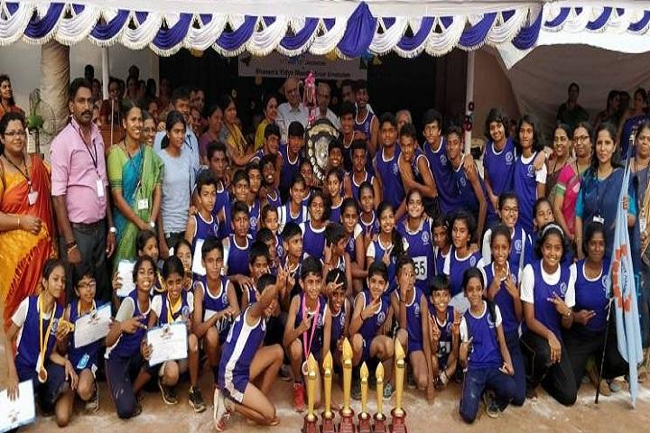 Bhavans Vidya Mandir-Annual Sports Day