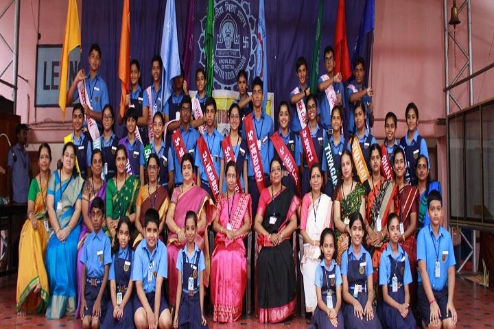 Bhavans Vidya Mandir-Group Photo