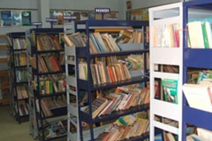 Bhavans Vidya Mandir-Library