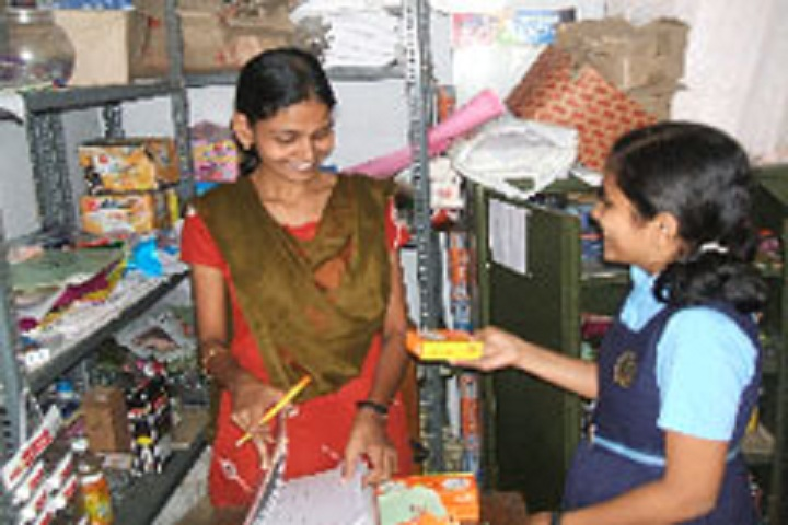 Bhavans Vidya Mandir-Stores