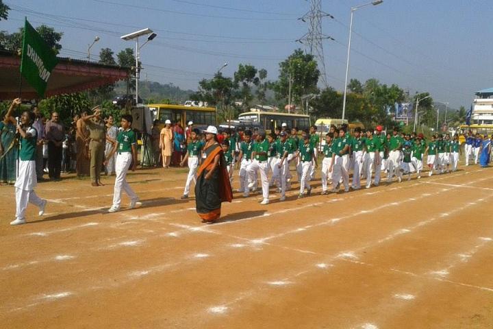 Bhavans Vidya Mandir-Annual Sport Day