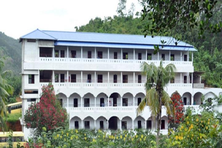 Bhavans Vidya Mandir-Campus View