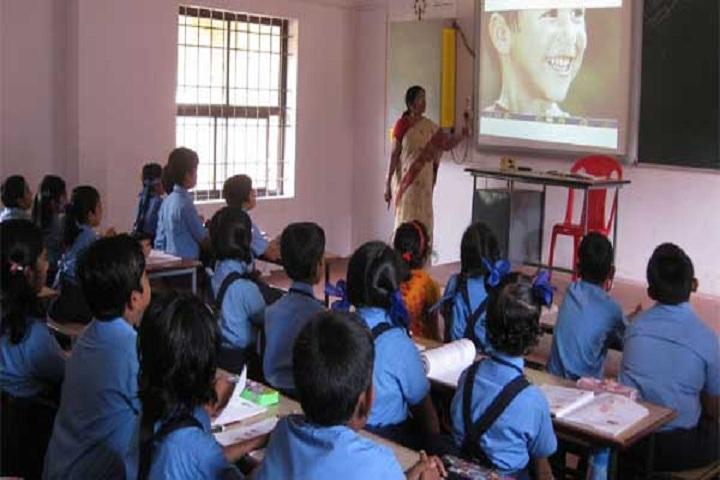 Bhavans Vidya Mandir-Classroom