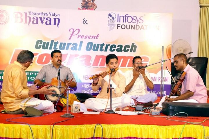 Bhavans Vidya Mandir-Cultural Programme
