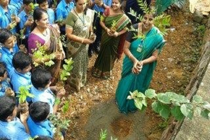 Bhavans Vidya Mandir-Environmental Day