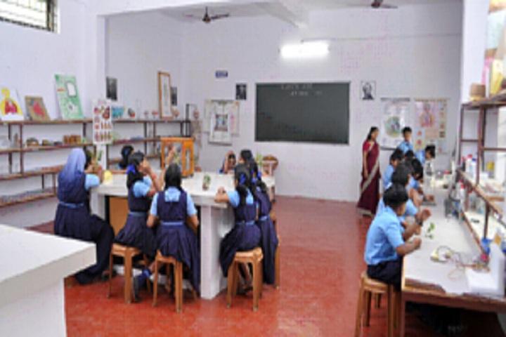 Bhavans Vidya Mandir-Science Lab
