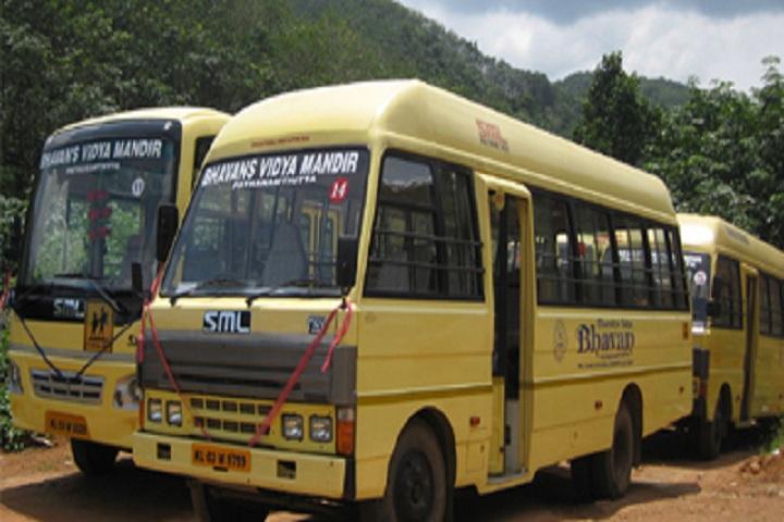 Bhavans Vidya Mandir-Transport