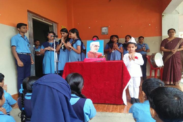 Bhavans Vidyalaya Ottapalam-Childerns Day