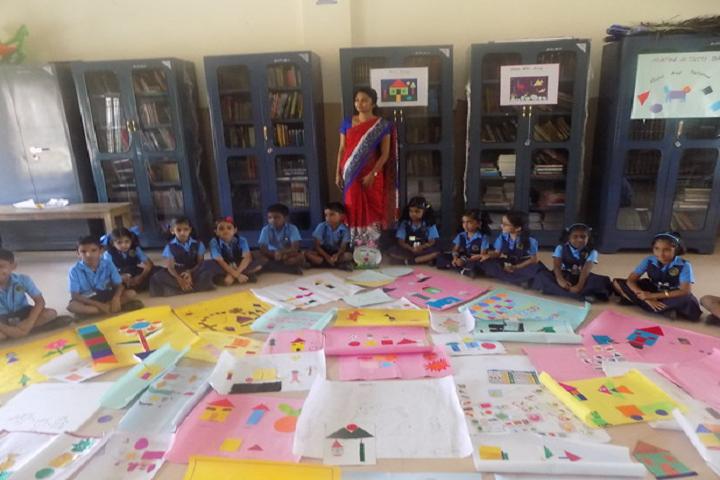 Bhavans Vidyalaya Ottapalam-Math Activities