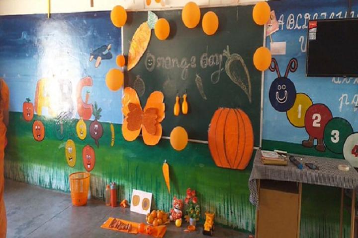 Bhavans Vidyalaya Ottapalam-Orange Day