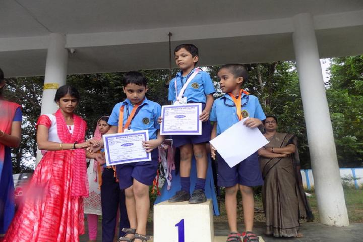 Bhavans Vidyalaya Ottapalam-Sports Meet