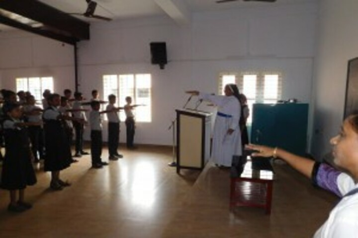 Bishop Kurialacherry Public School-National Unity Day