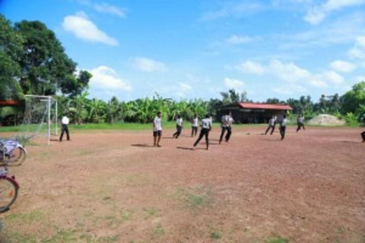 Bishop Kurialacherry Public School-Playground