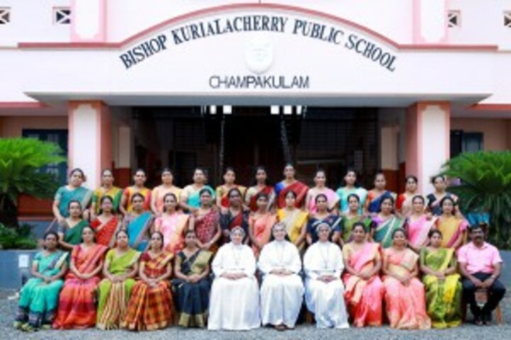 Bishop Kurialacherry Public School-Staff