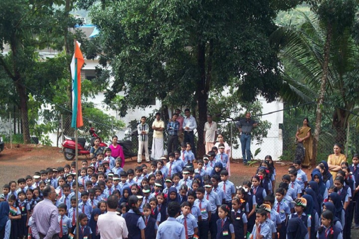 Blossom Secondary School-Independence Day
