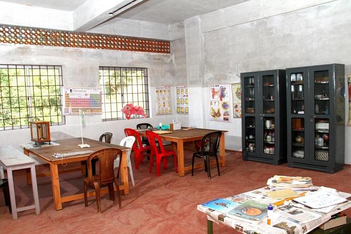 Blossom Secondary School-Library Room