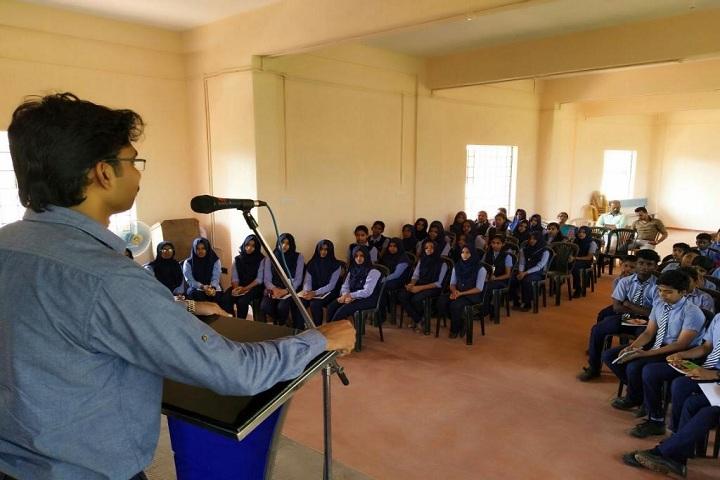 Blossom Secondary School-Seminar