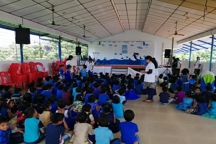 Blue Mount Public School-Blue Day