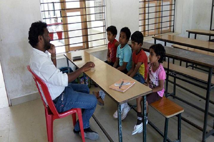 Blue Mount Public School-Classroom
