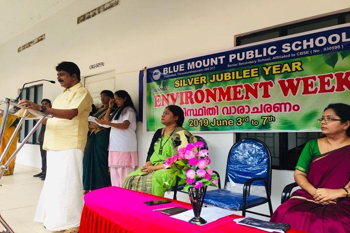 Blue Mount Public School-Environment Week