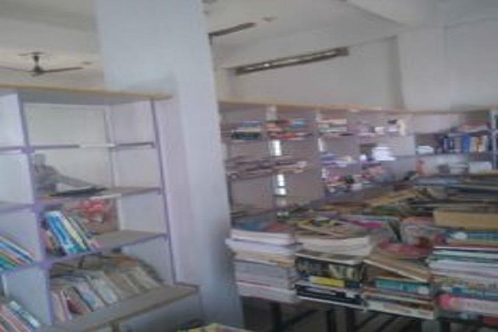 Blue Mount Public School-Library